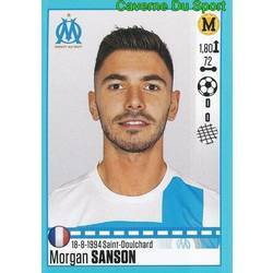 Morgan Sanson (Marseille) - Mercato hivernal