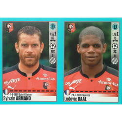 Sylvain Armand - Ludovic Baal - Rennes