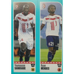 Younousse Sankhare - Ryan Mendes - Lille