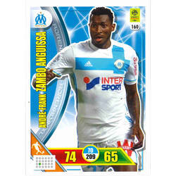 André-Frank Zambo Anguissa - Olympique de Marseille