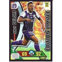 Andy Delort - Toulouse FC - Edition Limitée
