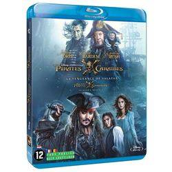 Bluray Pirates des Caraïbes - La Vengeance de Salazar