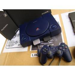 PlayStation 10 Million Midnight Blue