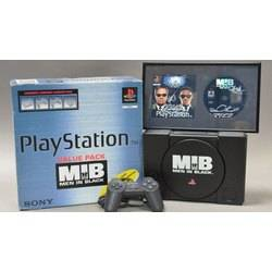 PlayStation Men in Black