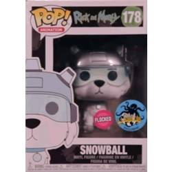 Rick and Morty - Snowball Flocked