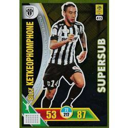 Billy Ketkeophomphone - Angers SCO - Supersub