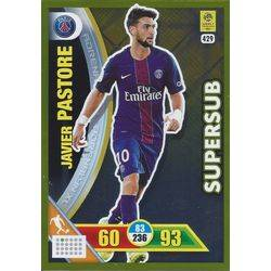 Javier Pastore - Paris Saint-Germain - Supersub