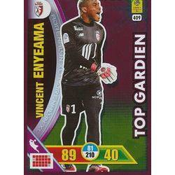 Vincent Enteama - LOSC Lille - Top Gardien