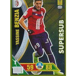 Yassine Benzia - LOSC Lille - Supersub