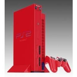 PlayStation 2 - Automotive Edition - Super Red