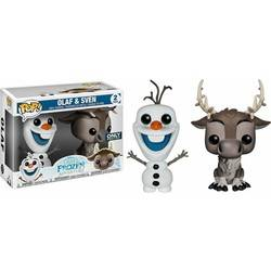 Olaf and Sven 2 Pack