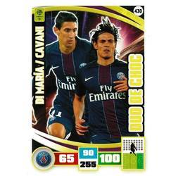 Di María / Cavani - Paris Saint-Germain - Duo de choc