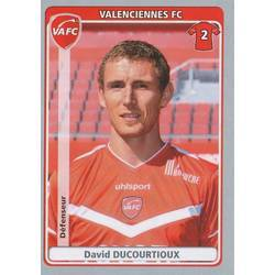 David Ducourtioux - Valenciennes FC