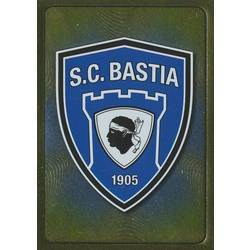 Écusson - Sporting Club de Bastia