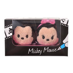 Japan Store 25th Anniversary Mickey and Minnie Set
