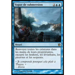 Vague de submersion