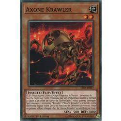 """Yu-Gi-Oh x3 /""""Ranvier Krawler/"""" CIBR-FR020"""