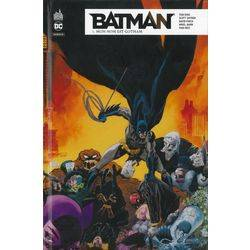 Batman Rebirth  : Mon nom est Gotham (couverture alternative)