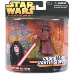 Emperor Palpatine (Changes to Darth Sidious)