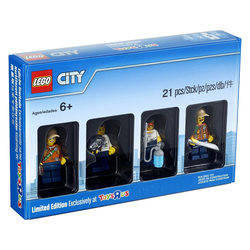 LEGO City Bricktober Pack