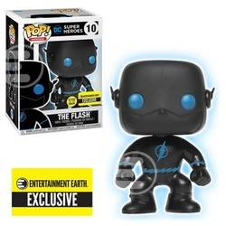 DC Universe - The Flash Silhouette Glows In the dark