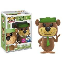 Yogi Bear - Yogi Bear Flocked