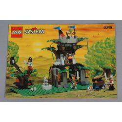 Hemlock Stronghold Lego Castle Set 6046