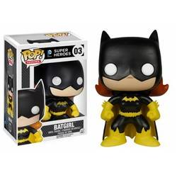 DC Super Heroes - Batgirl Black Suit