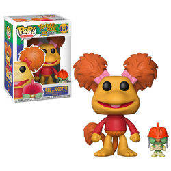 Fraggle Rock - Red with Doozer