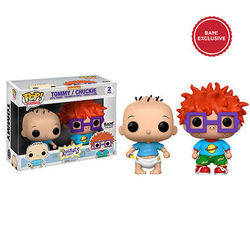Rugrats - Tommy and Chuckie 2 Pack