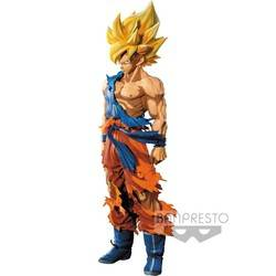 Son Goku Dragon Ball Z Master Stars Piece Manga Color 2D