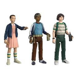Stranger Things 3-Pack : Eleven, Lucas & Mike