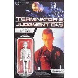 Terminator 2 - T1000 Officer Chromed