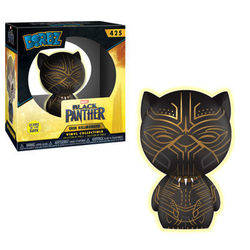 Black Panther - Erik Killmonger Glows In The Dark