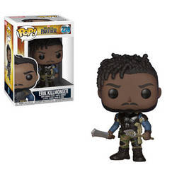 Black Panther - Erik Killmonger Unmasked