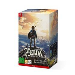The Legend of Zelda : Breath of the Wild - édition limitée