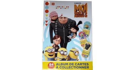 Classeur De Rangement Cartes Auchan Moi Moche Et Méchant 3