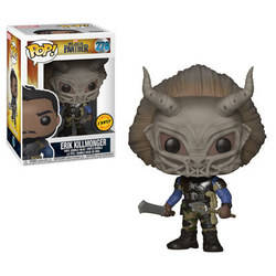 Black Panther - Erik Killmonger Masked