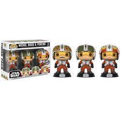 3 Pack - Biggs, Wedge and Porkins