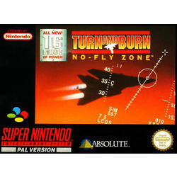 Turn and Burn: No Fly zone