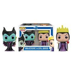 Disney - Maleficent and Evil Queen 2 Pack