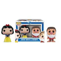 Disney - Snow White and Grumpy 2 Pack