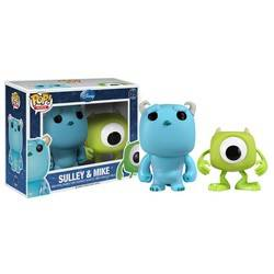 Disney - Sulley and Mike 2 Pack