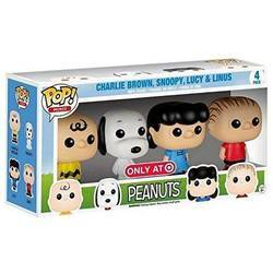 Peanuts - Charlie Brown, Snoopy, Lucy and Linus