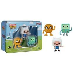 Tinbox - Adventure Time - Jake, Finn, and BMO 3 Pack