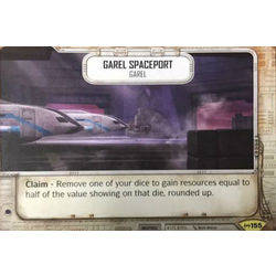 Garel Spaceport - Garel