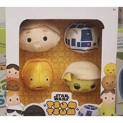 Target Collector Set Star Wars Luke, R2-D2, C-3PO and Yoda
