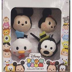 Target Collector Set Mickey, Minnie, Donald and Goofy