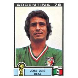 Jose Luis Real - Mexico