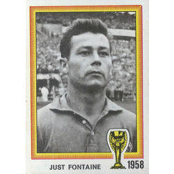 Just Fontaine (FRA) - History: WC 1958